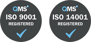 ISO 9001 / ISO 14001 accredited