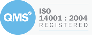 ISO 14001 accredited Logistics